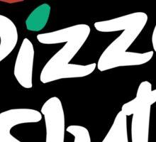 Pizza slut logo Sticker