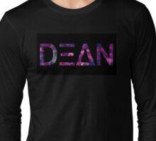 DEAN Black Long Sleeve T-Shirt