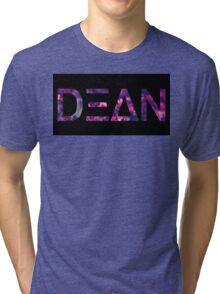 DEAN Black Tri-blend T-Shirt