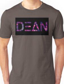 DEAN Black Unisex T-Shirt