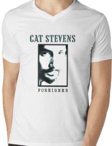cat stevens yusuf tour 2016 Mens V-Neck T-Shirt