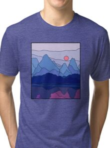 Heat of the night Tri-blend T-Shirt