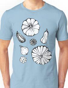Thanksgiving pumpkins Unisex T-Shirt