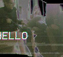 HELLO by taudalpoi
