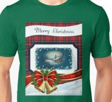 Plaid Frasers Ridge Christmas Unisex T-Shirt