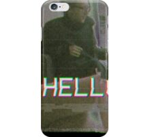 HELLO iPhone Case/Skin