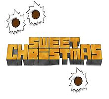 Sweet Christmas! Photographic Print