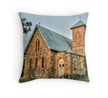 St Malachy of Rylstone Throw Pillow