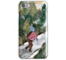 Winter Bliss iPhone Case/Skin