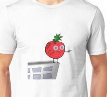 Suicidal Apple Unisex T-Shirt