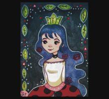 Princess Ladybug Kids Tee