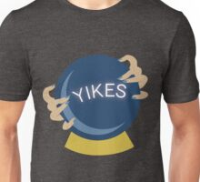 Crystal Ball - Yikes Unisex T-Shirt