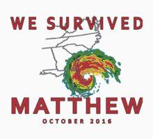 We Survived Hurricane Matthew One Piece - Long Sleeve