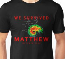 We Survived Hurricane Matthew Unisex T-Shirt