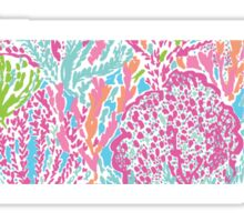Tennessee Lilly Pulitzer Sticker