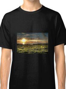 Sundown In Ireland Classic T-Shirt