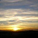 Husband's Last Sunset by Ann  Warrenton