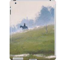 Rider iPad Case/Skin