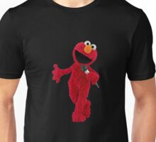 elmo is singing Unisex T-Shirt