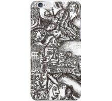 Dream theatre iPhone Case/Skin