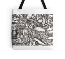 Dream theatre Tote Bag