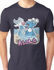 Greetings from Alola (ft. Brionne) - Pokémon Sun and Moon Unisex T-Shirt