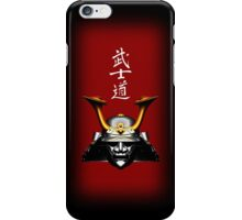 Black Kabuto (Samurai helmet) phone cases iPhone Case/Skin