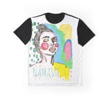 NAMASTE Graphic T-Shirt