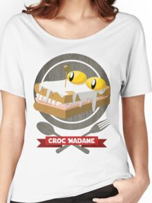 Croc Madame Women's Relaxed Fit T-Shirt