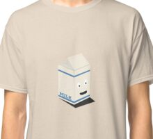 Cute kawaii milk carton Classic T-Shirt