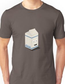 Cute kawaii milk carton Unisex T-Shirt