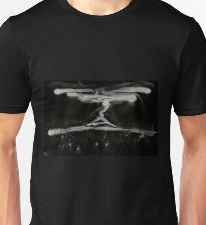 0114 - Brush and Ink - Still Unisex T-Shirt