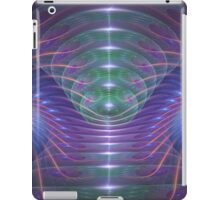 Mesmerizing Wind tunnel  iPad Case/Skin