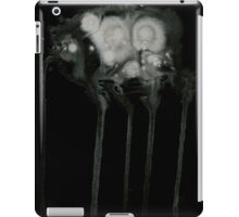 0121 - Brush and Ink - Kiss Kiss iPad Case/Skin