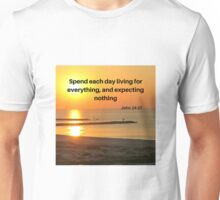 Sunrise and Inspiration Unisex T-Shirt