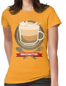 Macchiotter Womens Fitted T-Shirt