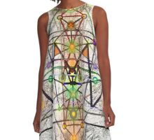 NEW PHYSICS 1 MORE LIGHT A-Line Dress