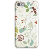 Flowers in the spring iPhone Case/Skin