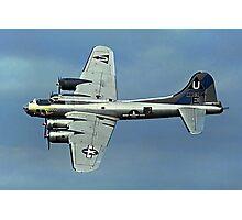 B-17G Fortress II N17TE G-BEDF Sally B Photographic Print