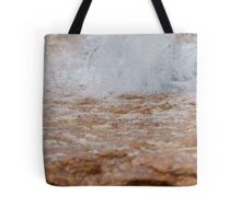 fountain gushing Tote Bag