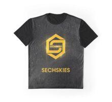 Sechskies 'Three Words' Graphic T-Shirt