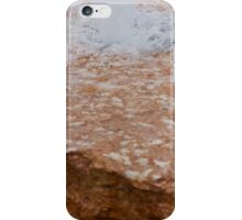 fountain gushing iPhone Case/Skin