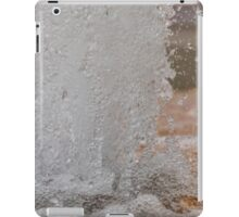 fountain gushing iPad Case/Skin