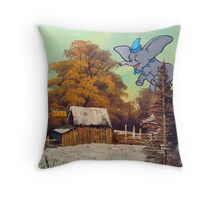 Happy Hour! Throw Pillow