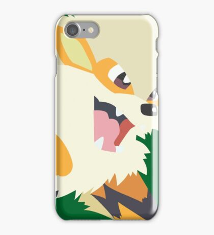 Arcanine Mk2 iPhone Case/Skin