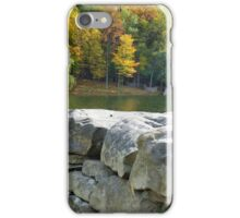Through The Water iPhone Case/Skin
