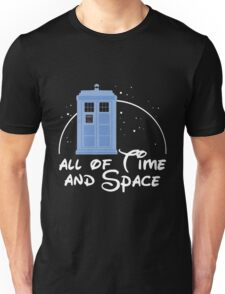 Doctor Who - All Of Time And Space Unisex T-Shirt