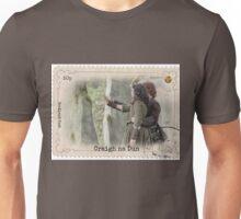 Outlander/Craigh na dun stamp Unisex T-Shirt