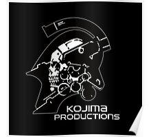 Kojima Productions Logo Poster