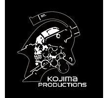 Kojima Productions Logo Photographic Print